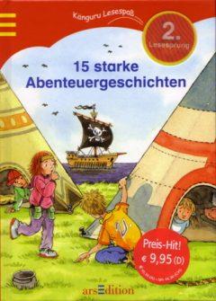 15 starke Abenteuergeschichten