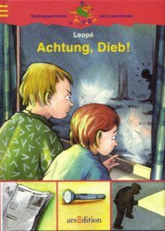 Achtung, Dieb!