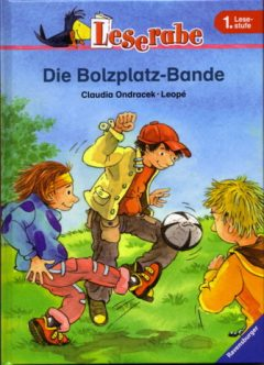 Die Bolzplatz-Bande