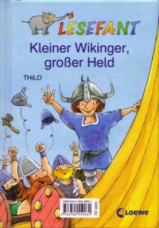 Kleiner Wikinger, großer Held - Wendebuch