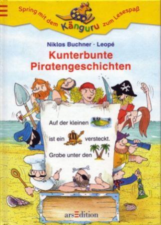 Kunterbunte Piratengeschichten