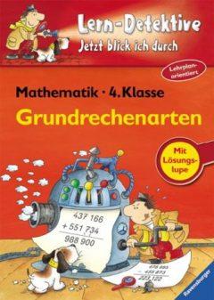 Lernheft Mathematik - 4. Klasse