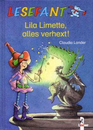 Lila Limette, alles verhext