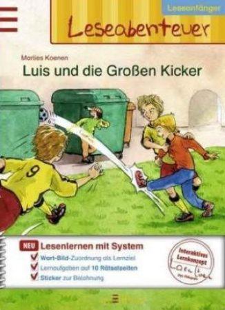 Luis und die großen Kicker