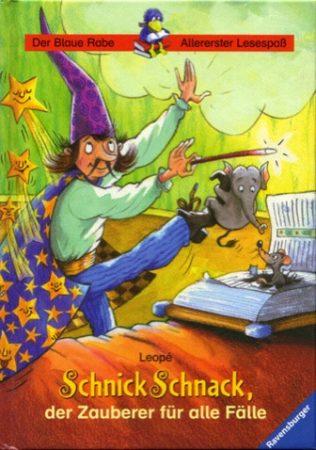 SchnickSchnack, der Zauberer für alle Fälle