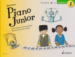 Piano Junior Duettbuch 1