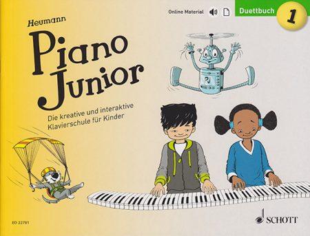 Piano Junior Duettbuch 1
