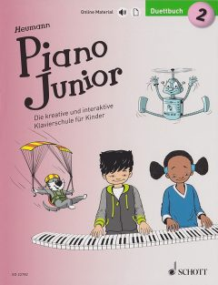 Piano Junior Duettbuch 2