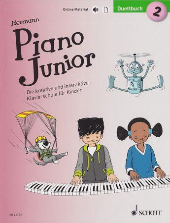 Piano Junior Duettbuch 2