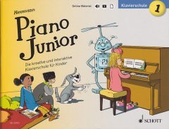 Piano Junior Klavierschule 1