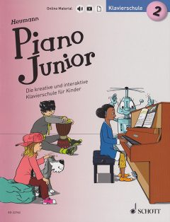 Piano Junior Klavierschule 2