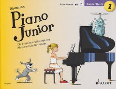 Piano Junior Konzertbuch 1