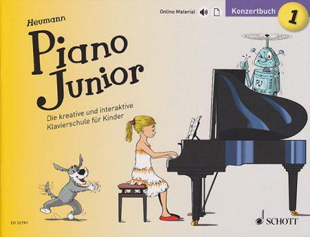 Piano Junior Konzertbuch 1