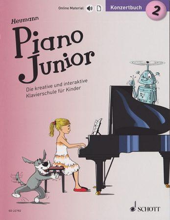 Piano Junior Konzertbuch 2