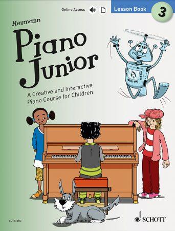 Piano Junior Klavierschule 3
