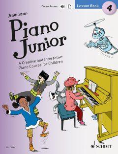 Piano Junior Klavierschule 4